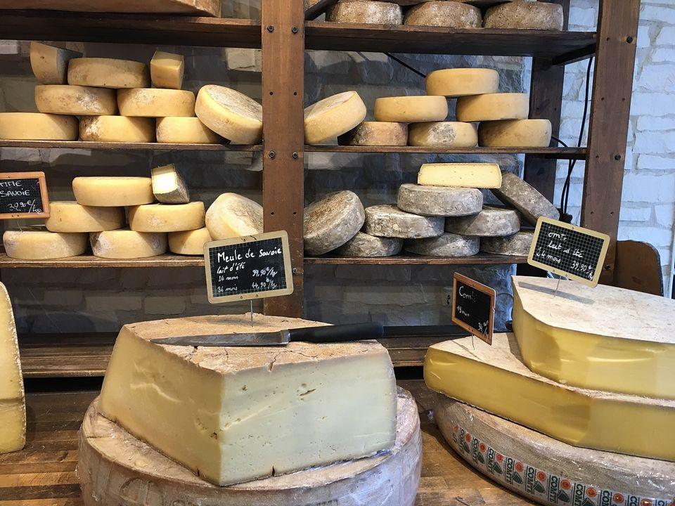 La fromagerie Beillevaire